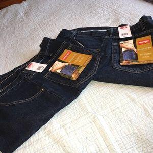 Wrangler Jean Shorts 2 Pairs NWT